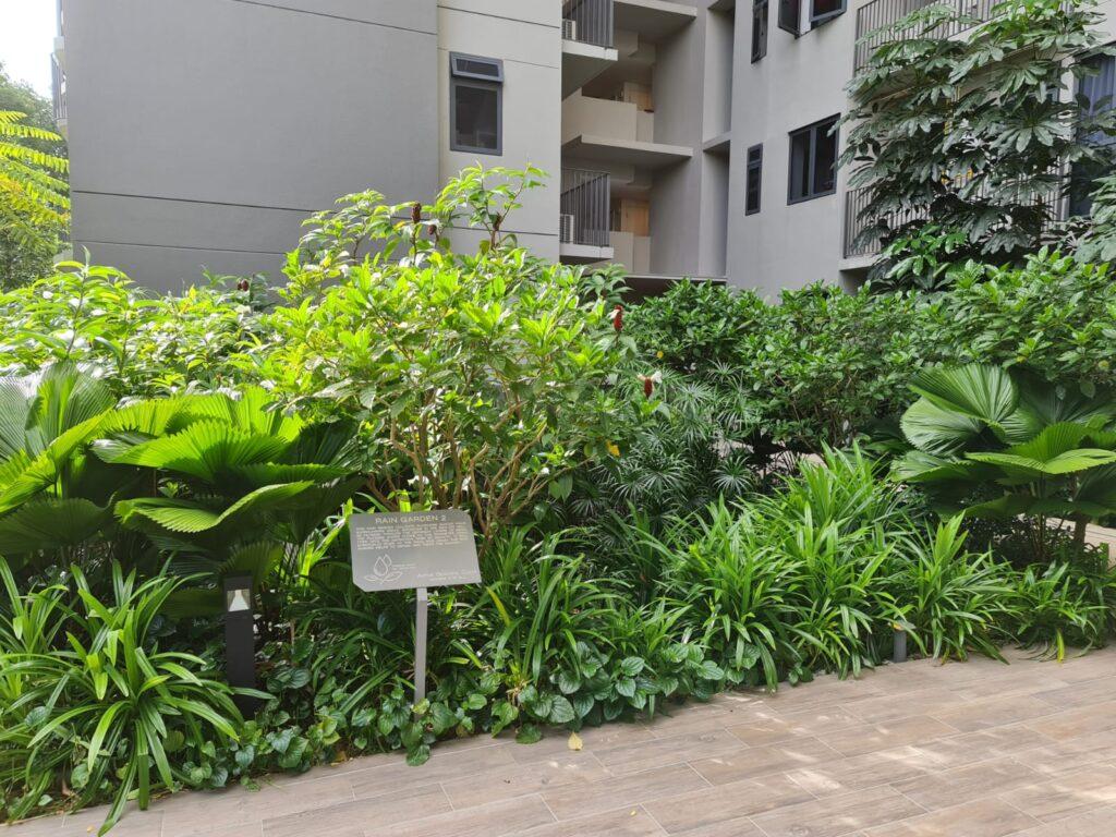 Rain Garden at Hundred Palms Residences