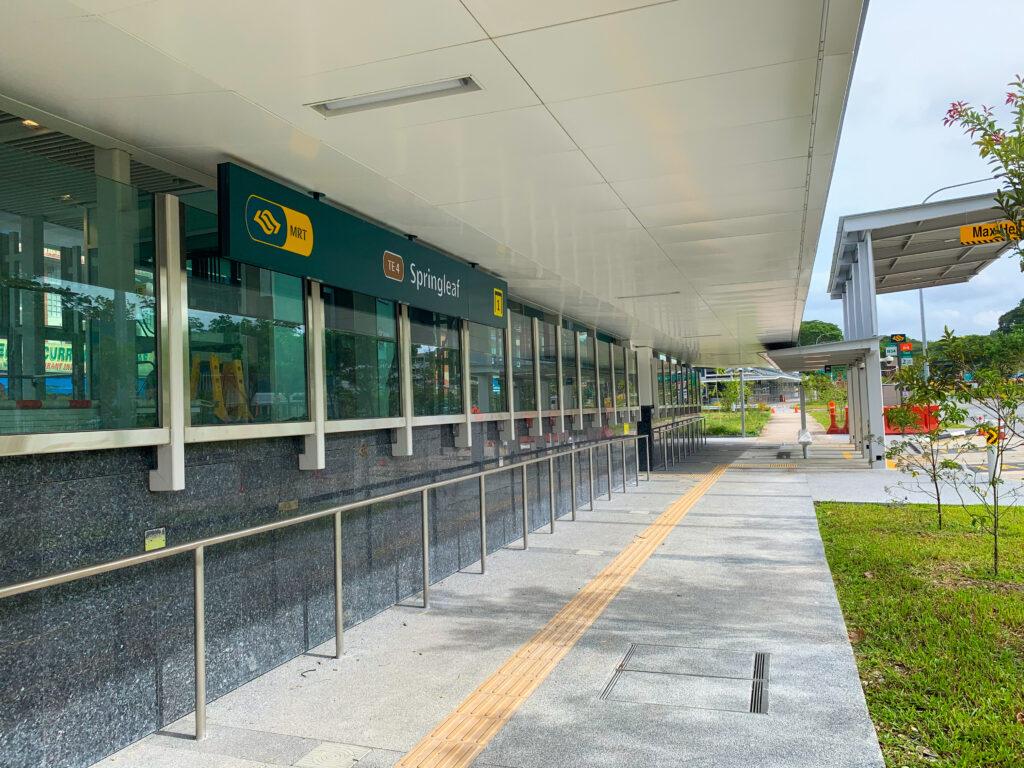 Springleaf station